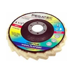 Disco Flap FELTRO 4.1/2 – PEGATEC